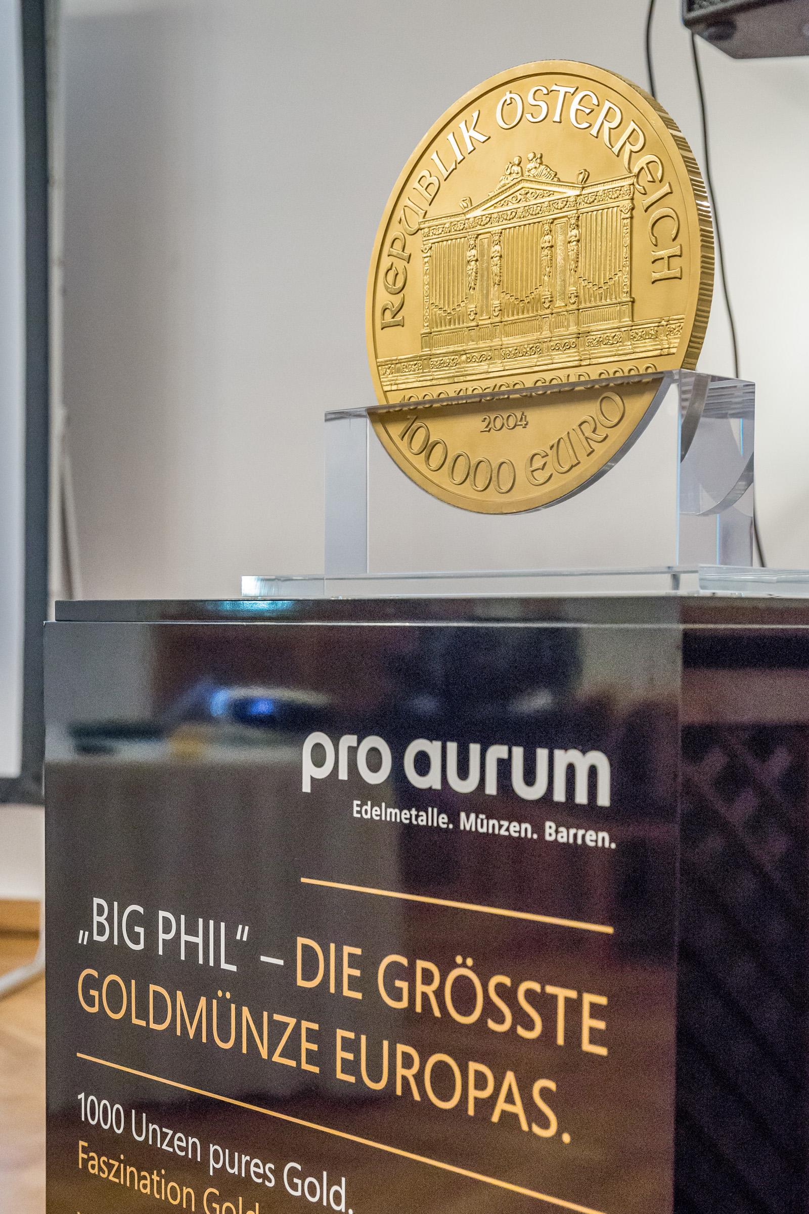 Raiffeisenbank Unteres Vilstal Eg Infovortrag Big Phil